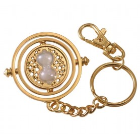 Harry Potter porte-clés métal Time Turner 4 cm