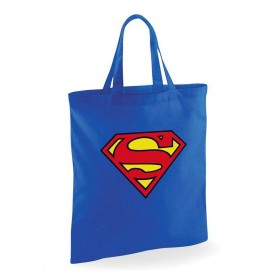 DC Comics sac shopping Superman Logo