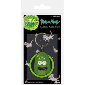 """Porte-clés - Rick & Morty """"Pickle Rick"""""""