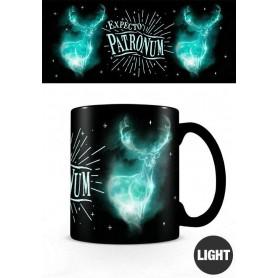 Harry Potter mug Glow In The Dark Expecto Patronum