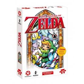 The Legend of Zelda Puzzle Link Wind Waker