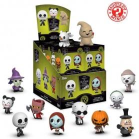 Disney - L'Etrange Noël de Mr Jack - Mystery Minis figurines 5 cm
