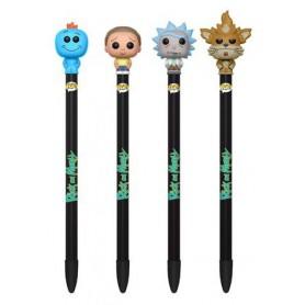 Rick & Morty - stylo à bille avec embout