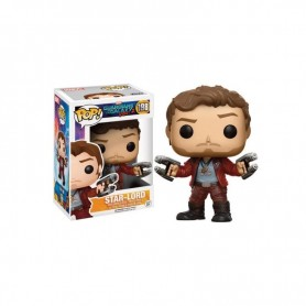 "Guardians of the Galaxy - Funko POP! Marvel - 198 ""Star-Lord"""