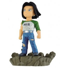 "Dragon Ball Super - World Collectable Diorama Vol.2 - ""Android 17"""