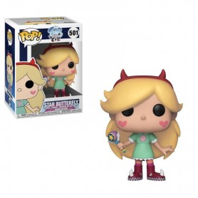 "Star VS The Force of Evil - Funko POP! Animation - 501 ""Star Butterfly"""
