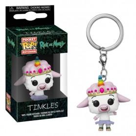"Rick & Morty - Pocket POP! Keychain - ""Tinkles"""