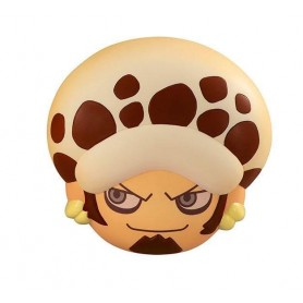 One Piece Fluffy Squeeze Bread figurine anti-stress Sanji's Hand Made Bread Fes Trafalgar Law 8 cm