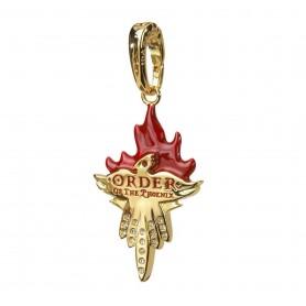 Harry Potter breloque Lumos Order of the Phoenix