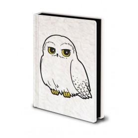 Harry Potter carnet de notes Premium A5 Hedwig