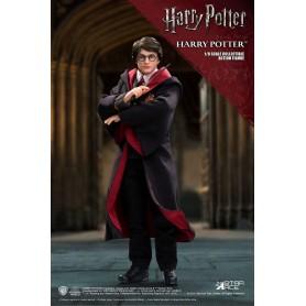 Harry Potter figurine Real Master Series 1-8 Harry Potter 2.0 Uniform Ver. 23 cm