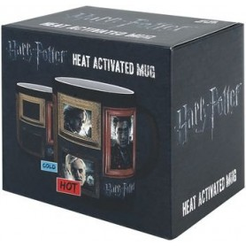 Harry Potter Portraits heat change mug