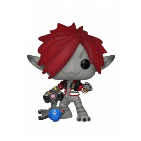 "Kingdom Hearts 3 - Funko POP! Games - 408 ""Sora (Monsters Inc.)"""