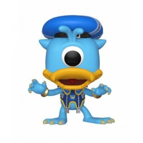 "Kingdom Hearts 3  - Funko POP! Games - 410 ""Donald (Monsters Inc.)"""