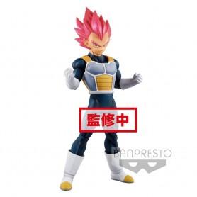 Dragonball Super statuette PVC Cyokuku Buyuden Super Saiyan God Vegeta 22 cm