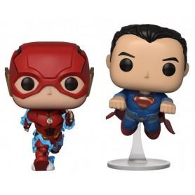 "Justice League - Funko POP! DC Comics - 2-pack ""The Flash & Superman"""