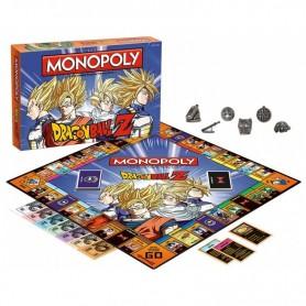 Dragon Ball Z - MONOPOLY (FR)