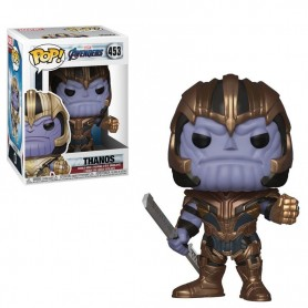 """Avengers Endgame - Funko POP! Marvel - 453 """"Thanos"""""""