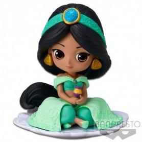 Disney figurine Q Posket Jasmine A Normal Color Version 9 cm