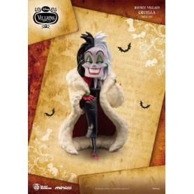 Disney Villains - figurine Mini Egg Attack -  Cruella 8 cm