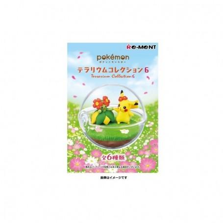 Pokemon - Terrarium figurine serie 6