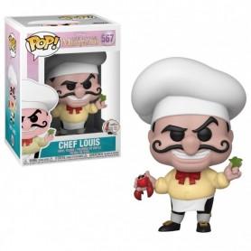 """La Petite Sirène - Funko POP! - 567 """"Chef Louis"""""""