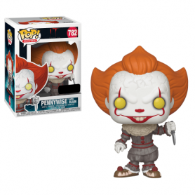 "It : Chapter Two POP! - 782 ""Pennywise with Blade"""