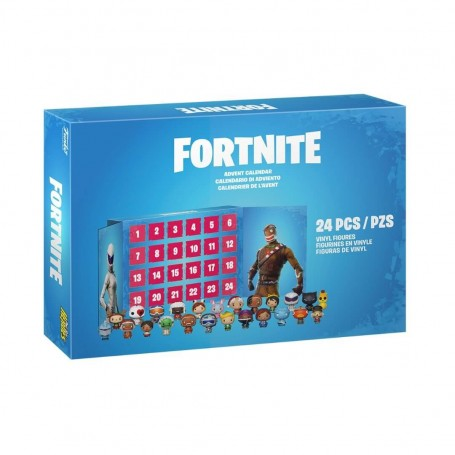 Fortnite - Pint Size Heroes - Calendrier de l'Avent (Edition 2019)