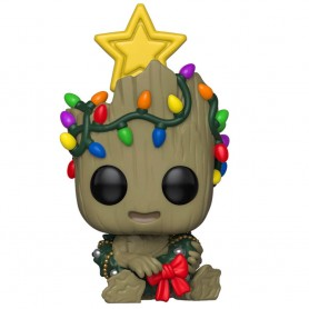 "Marvel POP! - 530 ""Groot (Holiday)"""