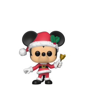"Disney POP! - 612 ""Holiday Mickey Mouse"""