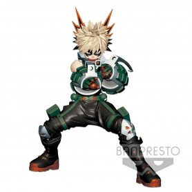 "Figurine PVC - My Hero Academia ""Katsuki Bakugo - Enter The Hero"""