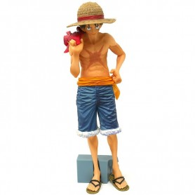 One Piece - Magazine Figure Vol.2 - Monkey D. Luffy (22cm)