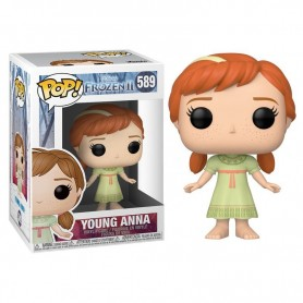 "Disney - Frozen 2 - Funko POP! - 589 ""Young Anna"""