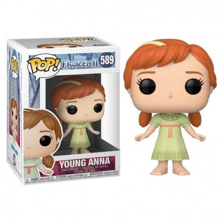 "Disney - Frozen 2 - Funko POP! - 589 ""Young Anna"""