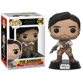 "Star Wars - Funko POP! - 310 ""Poe Dameron"""