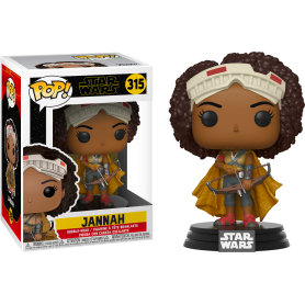 "Star Wars - Funko POP! - 315 ""Jannah"""