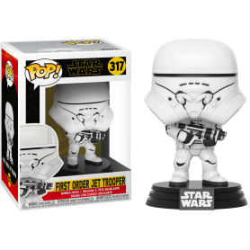 "Star Wars - Funko POP! - 317 ""First Order Jet Trooper"""