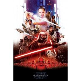 Star Wars : The Rise of Skywalker - Poster 61x91cm