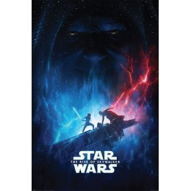 "Star Wars : The Rise of Skywalker - Poster 61x91cm ""Galactic Encounter"""