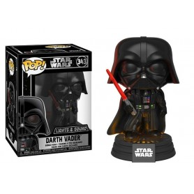 "Star Wars - Funko POP! Lights & Sound - 343 ""Darth Vader"""