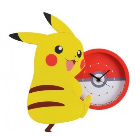 Pikachu - Horloge Murale