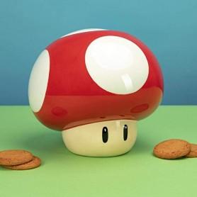 """Super Mario - Boite à cookies - """"Super Mushroom"""""""