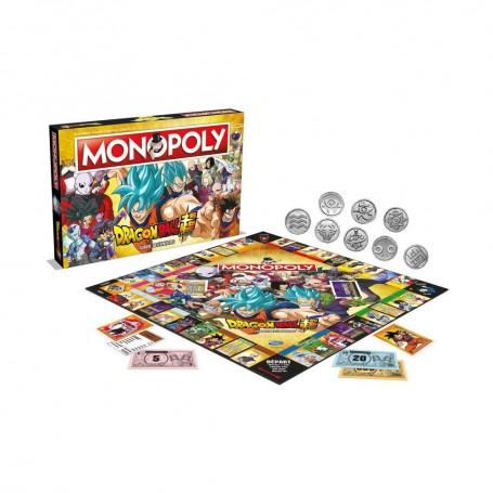 Dragon Ball Super - MONOPOLY (FR)