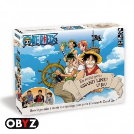 ONE PIECE - EN ROUTE POUR GRAND LINE ! LE JEU (FR)