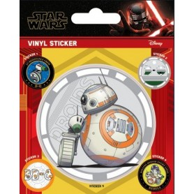 Star Wars IX - set de stickers Droids