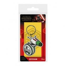 Star Wars  IX: porte-clefs D-0 6cm.