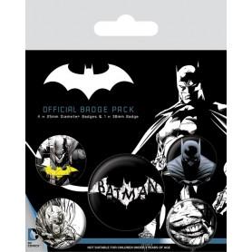 Badges Batman
