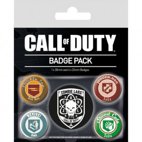 Badges Call of Duty