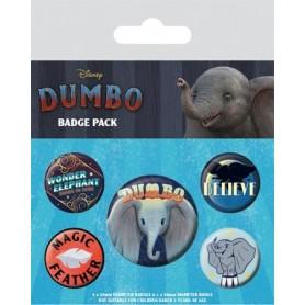 Pack de badges Dumbo