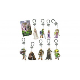 Zelda - Porte-clés figurine mystère